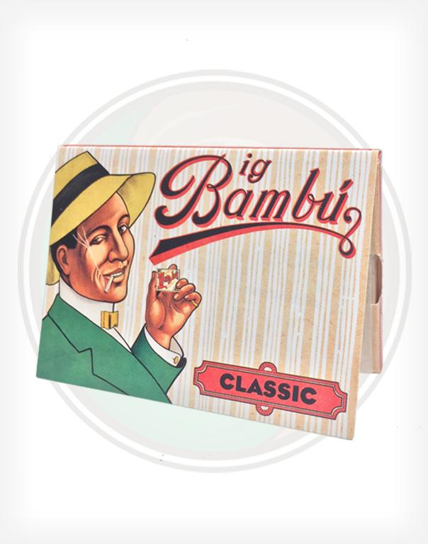 Big Bambu Large Sized Wide Rolling Papers