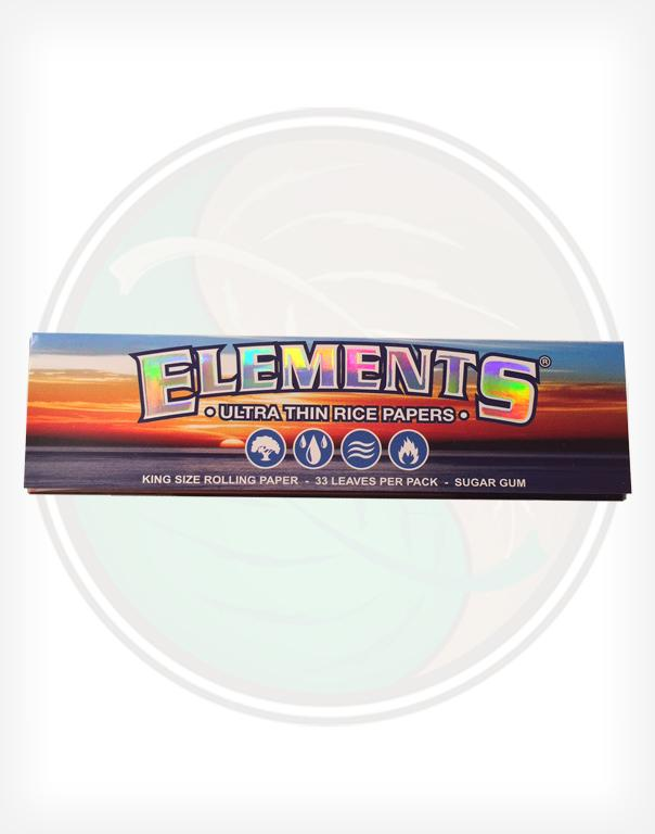 Element King Sized Rolling Papers