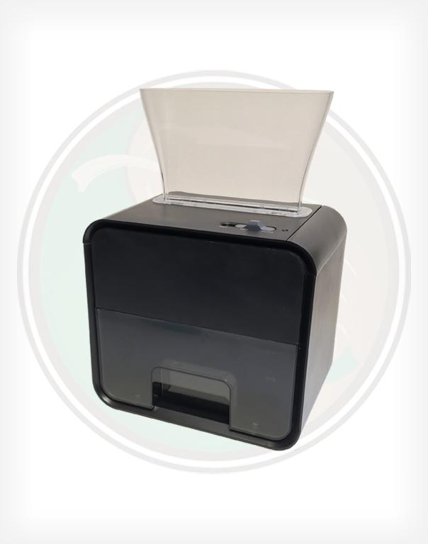 Electric Tobacco Shredder from Leaf Only - New and Improved Modern Electric  Leaf Shredding Machine for Whole Leaf Tobacco