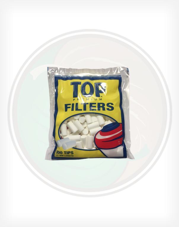 Top King Sized Filter Tips Ryo Myo Rolling Tips Cotton