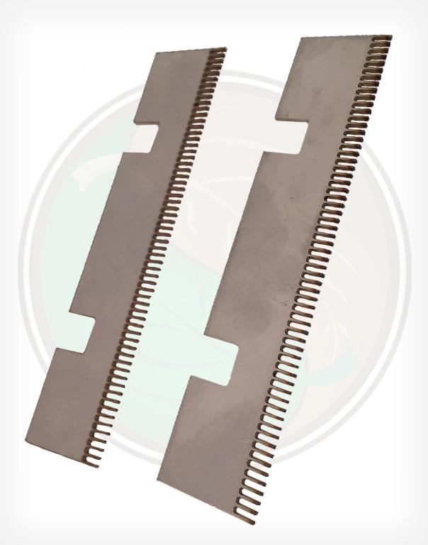Fine Cut Tobacco Shredder Replacement Combs Turn Whole
