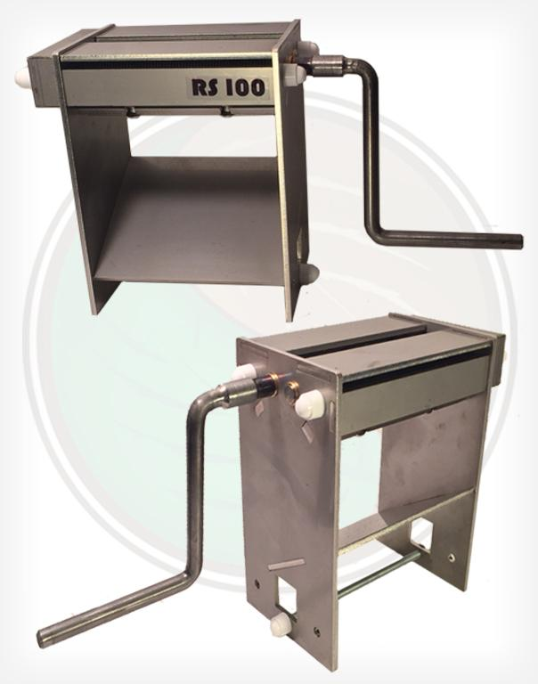 Table Top Fine Cut Tobacco Leaf Shredder