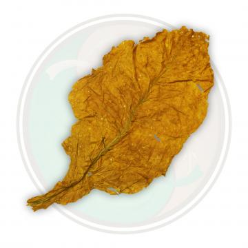 Organic American Virginia Flue Cured Whole Tobacco Leaf