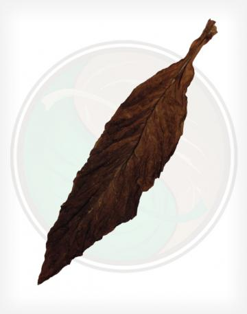Dark Air Cured CLO Whole Raw Leaf Tobacco Fronto Grabba Leaf