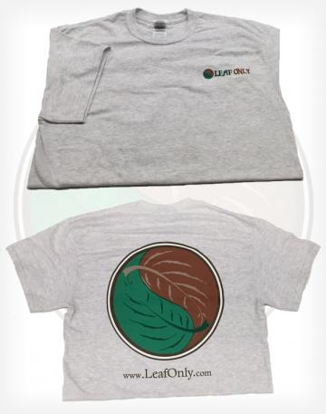 LEAF ONLY T SHIRT