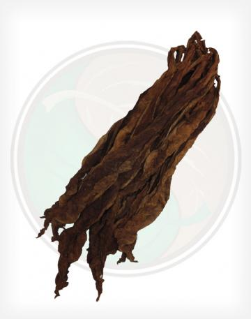 Dark Air Cured ALO Whole Raw Leaf Tobacco Fronto Grabba Leaf