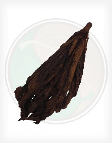 Dark Kentucky Fire Cured Cigar Wrapper Fronto Whole Raw Leaf Tobacco