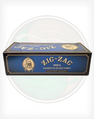Zig Zag 100s Light Cigarette Tubes