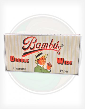 Bambu Double Wide Rolling Papers