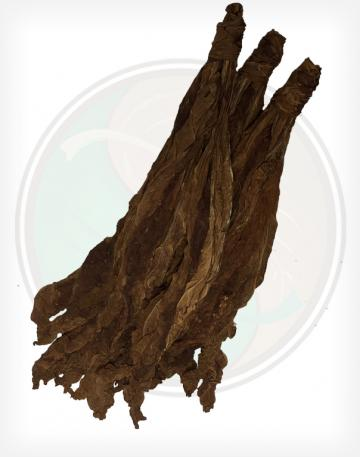 Dark Air Cured W1 Whole Raw Leaf Tobacco Fronto Grabba Leaf