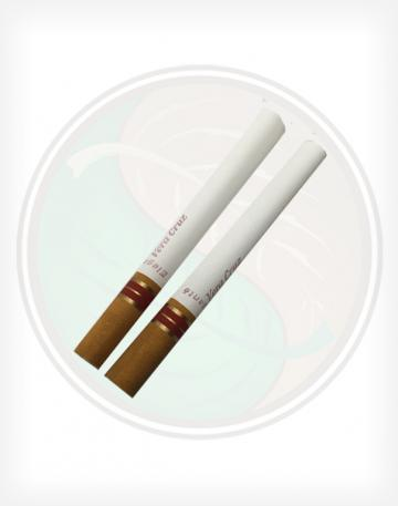 Vera Cruz Elegante White Cigarette Tube for RYO MYO Cigarettes