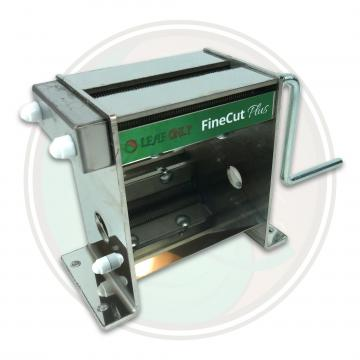 tabletop fine cut tobacco shredder plus