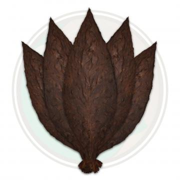 Light Fire Cured VA Wrapper Whole Tobacco Leaf