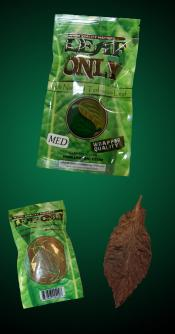 Single Medium Fronto Leaf - Grabba, Fronto, Fanta, Funta, Wrapper Tobacco Leaf