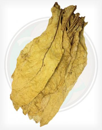 Organic Canadian Tobacco Leaf - Virginia Flue Cured