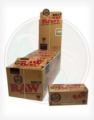 Raw Classic King Size 3 Meter (9 foot) Roll