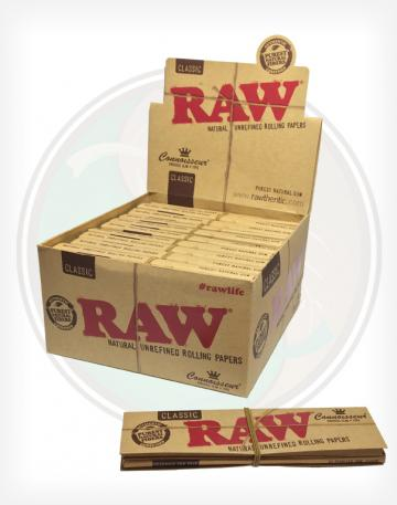Raw Classic Connoisseur Pack