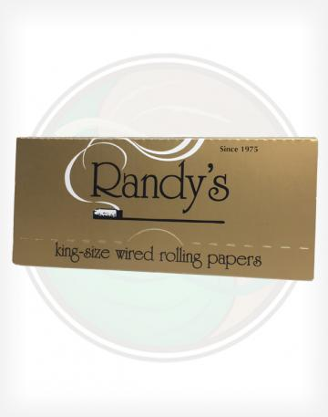 Randy's Wired King Sized Rolling Papers