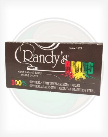 Randy's Wired Hemp Rolling Papers