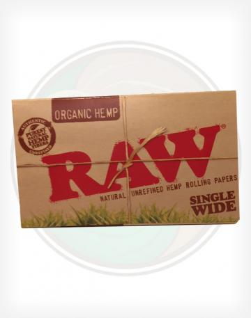 Raw Single Wide organic