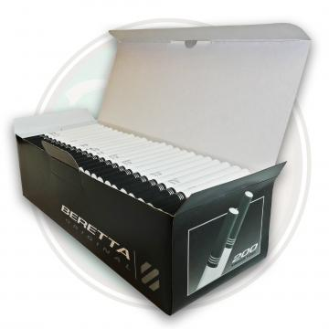 BERETTA ORIGINAL FULL FLAVOR CIGARETTE TUBES FOR ROLL YOUR OWN TOBACCO