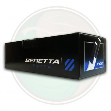 BERETTA ELITE  LIGHT CIGARETTE TUBES FOR ROLL YOUR OWN TOBACCO