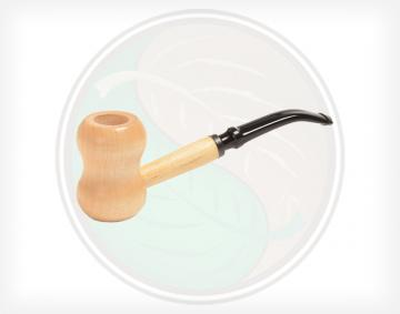 Maple Hardwood Great Dane Pipe