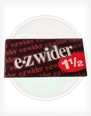 E Z Wider 1 1/2 1.5 Rolling Papers