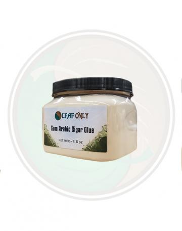 Gum Arabic Cigar Glue 8oz Jar