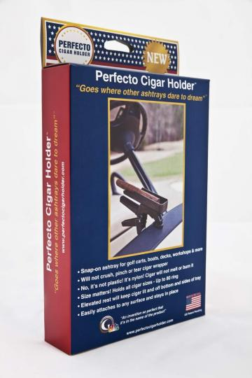 Perfecto Cigar Holder Box