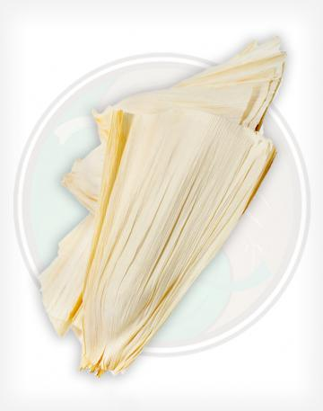 All Natural Corn Husk Wrapper Leaves for Smoking and Rolling