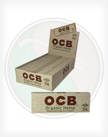 OCB Organic Hemp 1 1/4 Rolling Papers