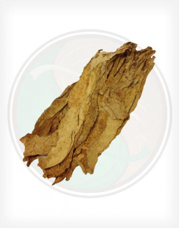 Virginia Brightleaf Smooth Flue Cured Whole Raw Leaf Tobacco