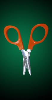 Tobacco Leaf Mini Scissors - Cut Fronto Leaf With Fronto Leaf Scissors