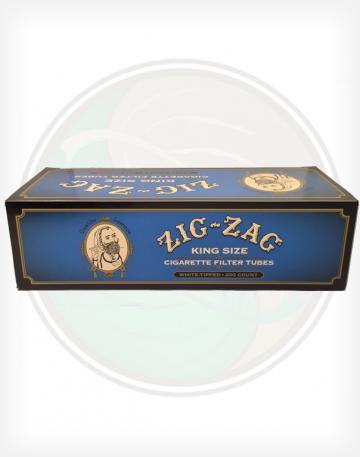 Zig Zag King Light Cigarette Tubes