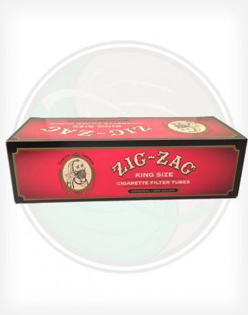 Zig Zag King Full Flavor Cigarette tubes