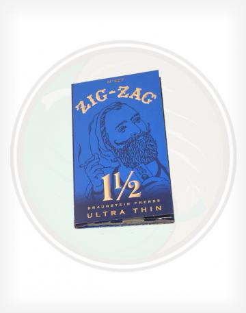 Zig Zag Ultra Thin 1.5in Rolling Papers