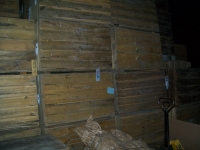 Storing tobacco, Tobacco Barn Storing, Tobacco Shed Storing